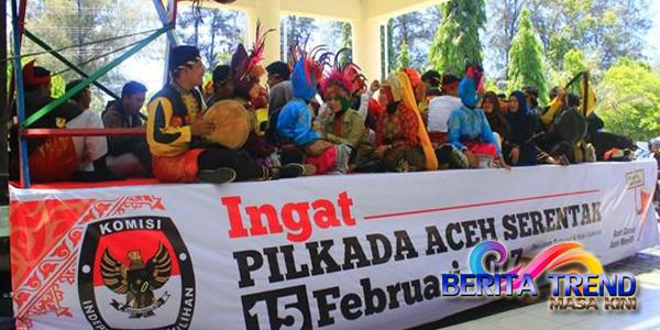 Pilkada Aceh Berpesan Jika Pilihan Boleh Beda Tapi Kita Tetaplah Bersaudara