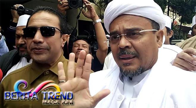 Melakukan Perpanjangan Visa, Habib Rizieq Diperkirakan Lebaran di Arab Saudi