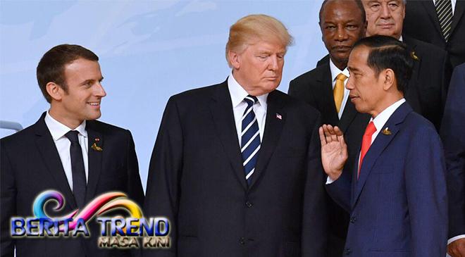 Jokowi akan Bertemu Trump Serta Pemimpin Negara Lain di Sela KTT G20