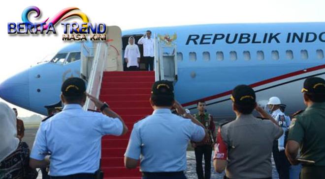 Jokowi Menanggung Seluruh Biaya Perjalanan Keluarga yang Ikut ke Turki-Jerman