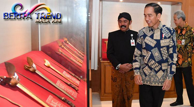 Koleksi Keris Pak Jokowi Akan Diserahkan di Museum Keris
