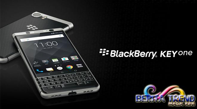 BlackBerry Menyiapkan KEYone Spesial Edisi