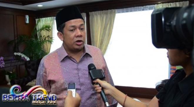 Fahri Telah Menerima Surat Novanto Menolak Dicopot dari Kursi DPR