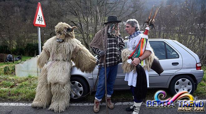 Karnaval Kuno untuk Mengusir Iblis di Spanyol