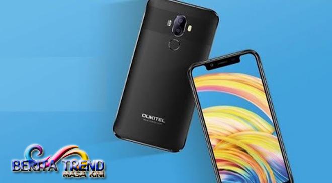 Resmi Diluncurkan, Ponsel Seperti iPhone X Dibanderol Rp 2,1 Juta