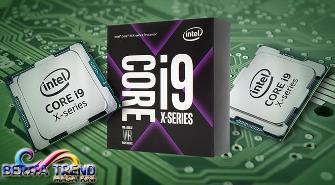 Intel Core i9 Dapat Membuat Laptop Sekuat Desktop