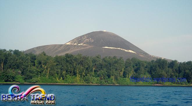 Krakatau Merupakan Cagar Alam Bukanlah Tempat Wisata!