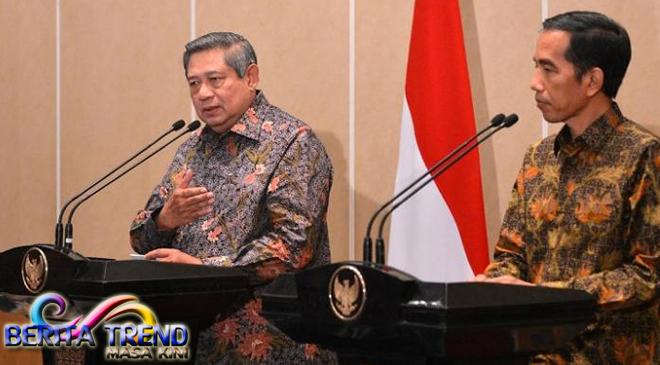 Jokowi Menyinggung Subsidi BBM Masa Lampau, SBY Merespon
