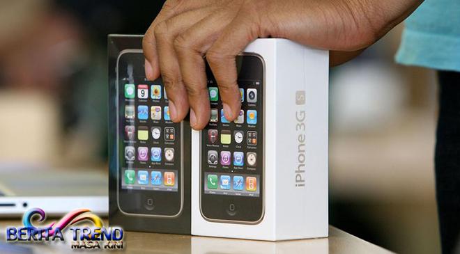 iPhone 3GS Kembali Dijual Dengan Harga Rp 600 Ribu