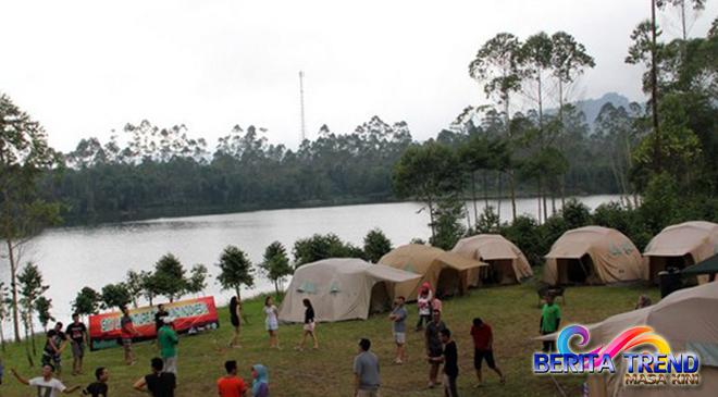 Situ Cileunca, Tempat Wisata Bagus di Bandung Selatan