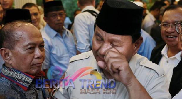 Prabowo Menggugat Hasil Pilpres ke MK
