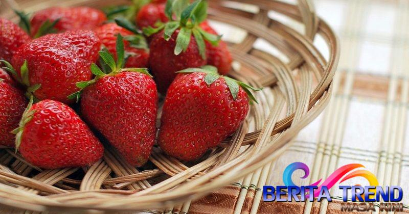 Strawberry Bagus Buat Ibu Hamil?
