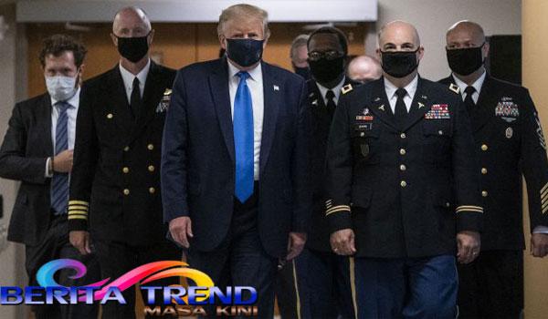 Robert O'Brien, Penasihat Orang Dekat Trump Positif Corona
