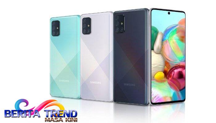 UPDATE Harga HP Samsung Terbaru September 2020: Galaxy A71 Rp 5,8 Jutaan, Galaxy S20 Rp 12 Jutaan