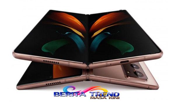 Samsung Akan Produksi Ratusan Ribu Galaxy Z Fold 2
