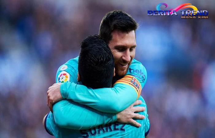 Mungkinkah Suarez Reuni dengan Messi di Atletico Madrid?