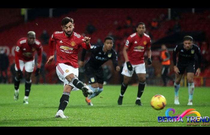 Separuh Golnya dari Penalti, Apa Kata Bruno Fernandes?