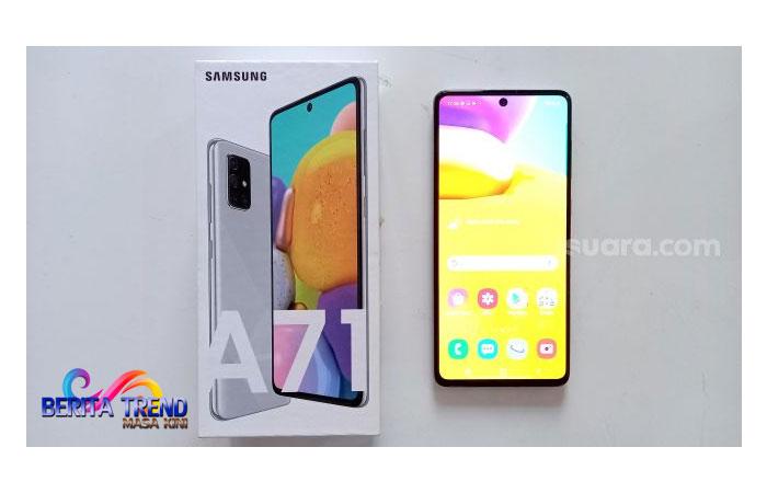 Samsung Galaxy A72 Akan Hadir dengan Pengisian Cepat 25W