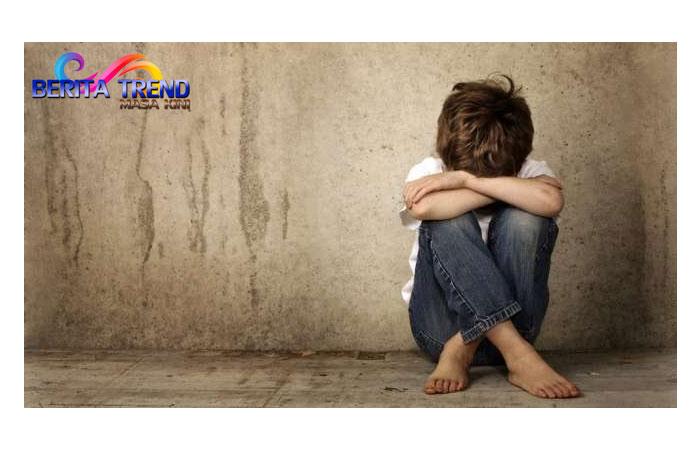 Sedih, Bocah Umur 5 Tahun Ditinggal Setelah Orangtuanya Mengurus Cerai